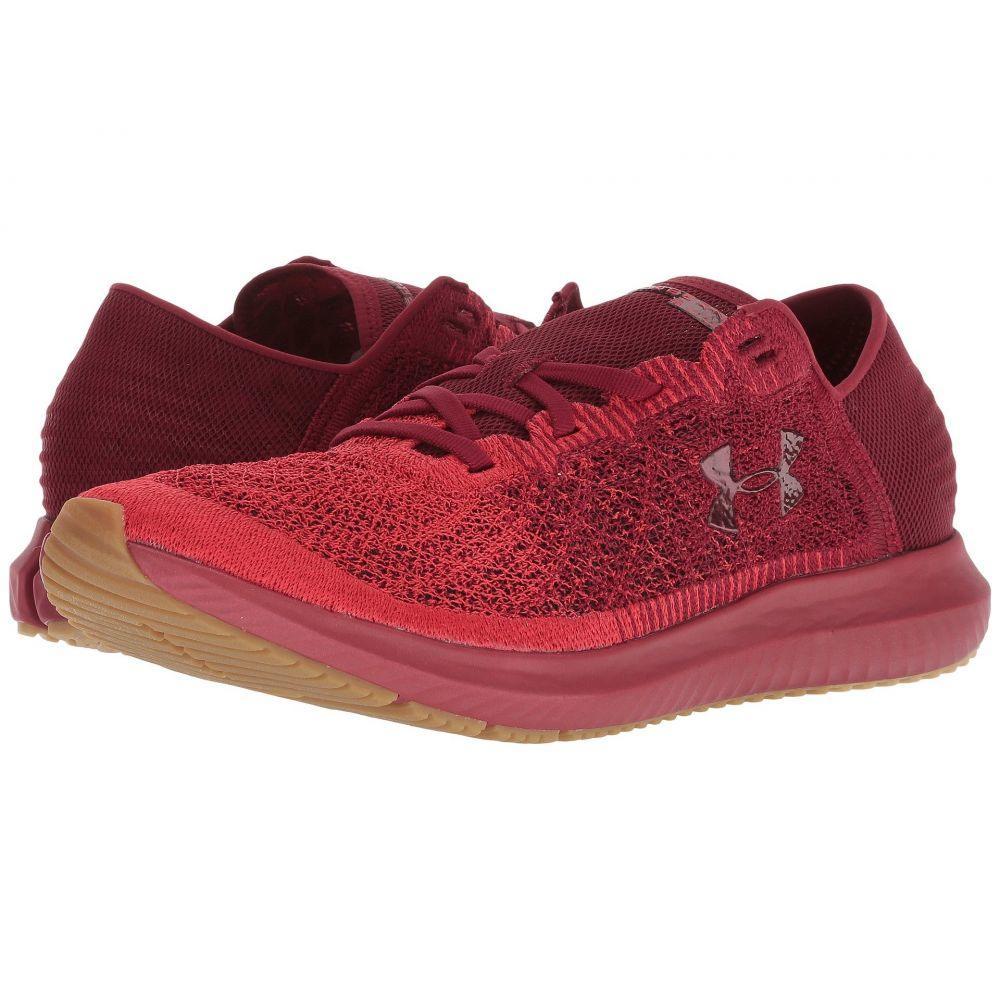 アンダーアーマー メンズ ランニング・ウォーキング シューズ・靴【UA Threadborne Blur】Cardinal/Red/Cardinal