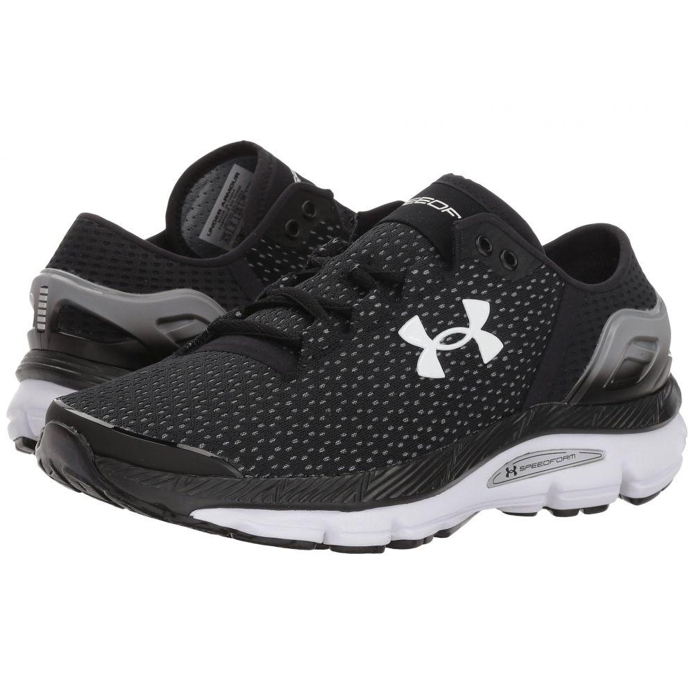 アンダーアーマー レディース ランニング・ウォーキング シューズ・靴【UA SpeedForm Intake 2】Black/Steel/White