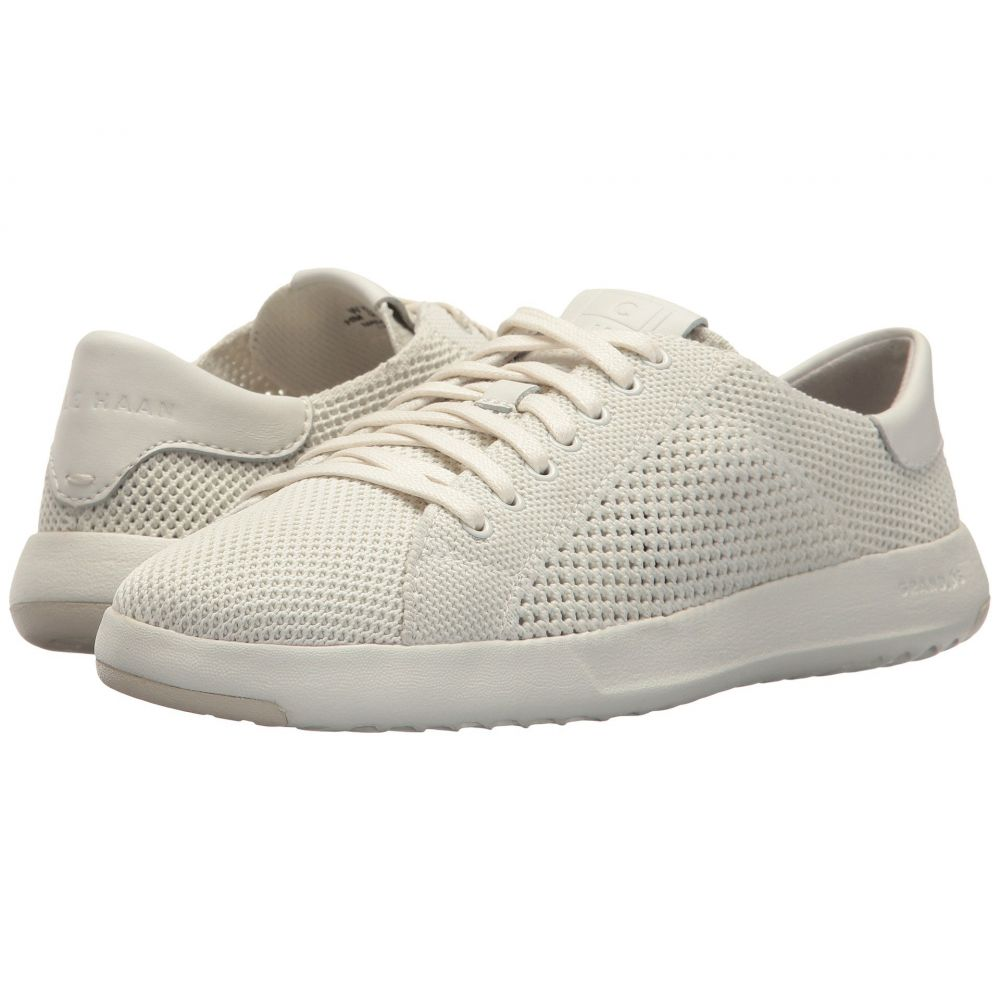 コールハーン レディース テニス シューズ・靴【Grandpro Tennis Stitchlite】Chalk/White