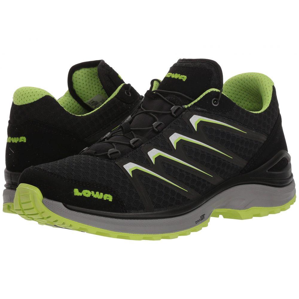 ロワ メンズ ハイキング・登山 シューズ・靴【Maddox Lo】Black/Lime