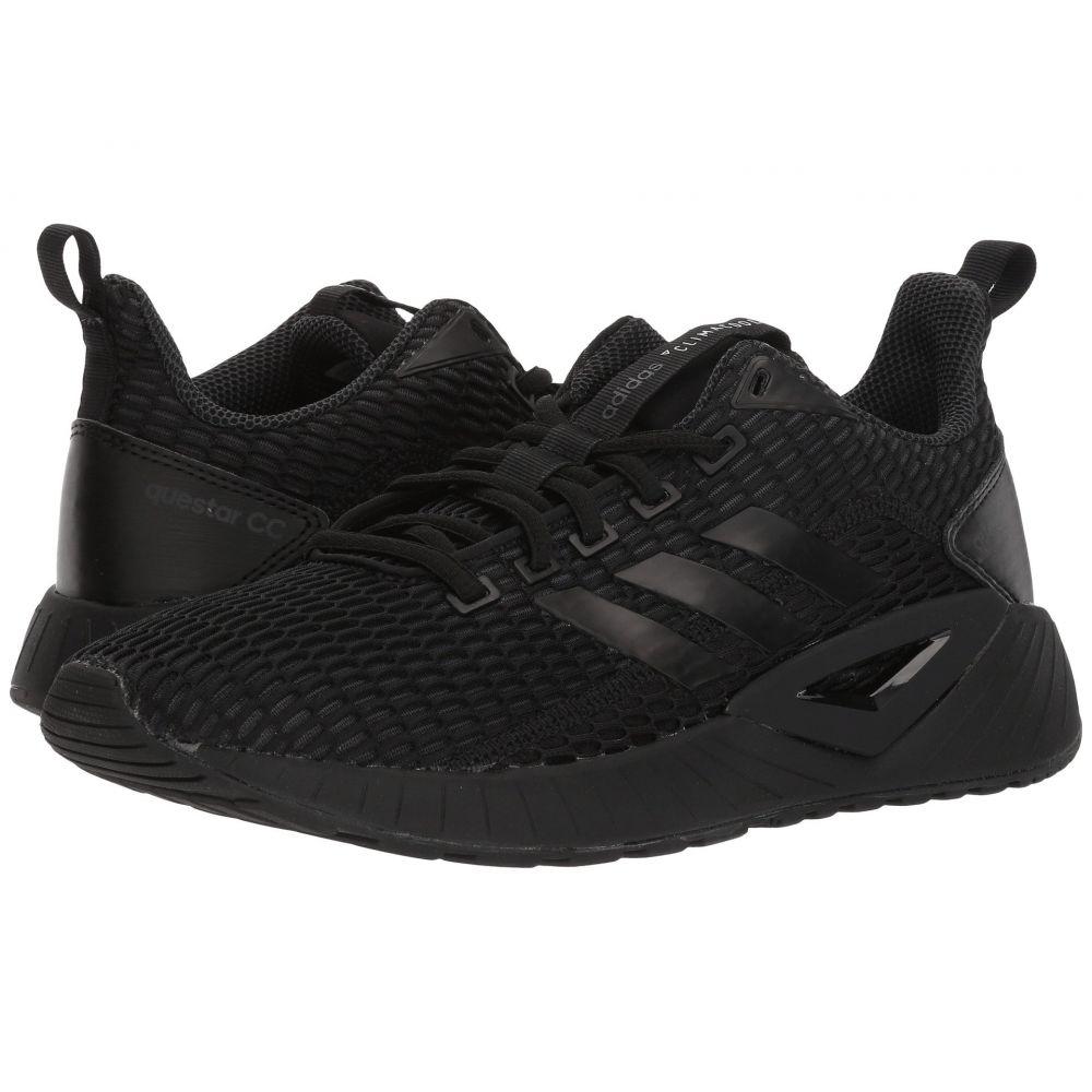 アディダス メンズ ランニング・ウォーキング シューズ・靴【Questar CC】Core Black/Core Black/Carbon