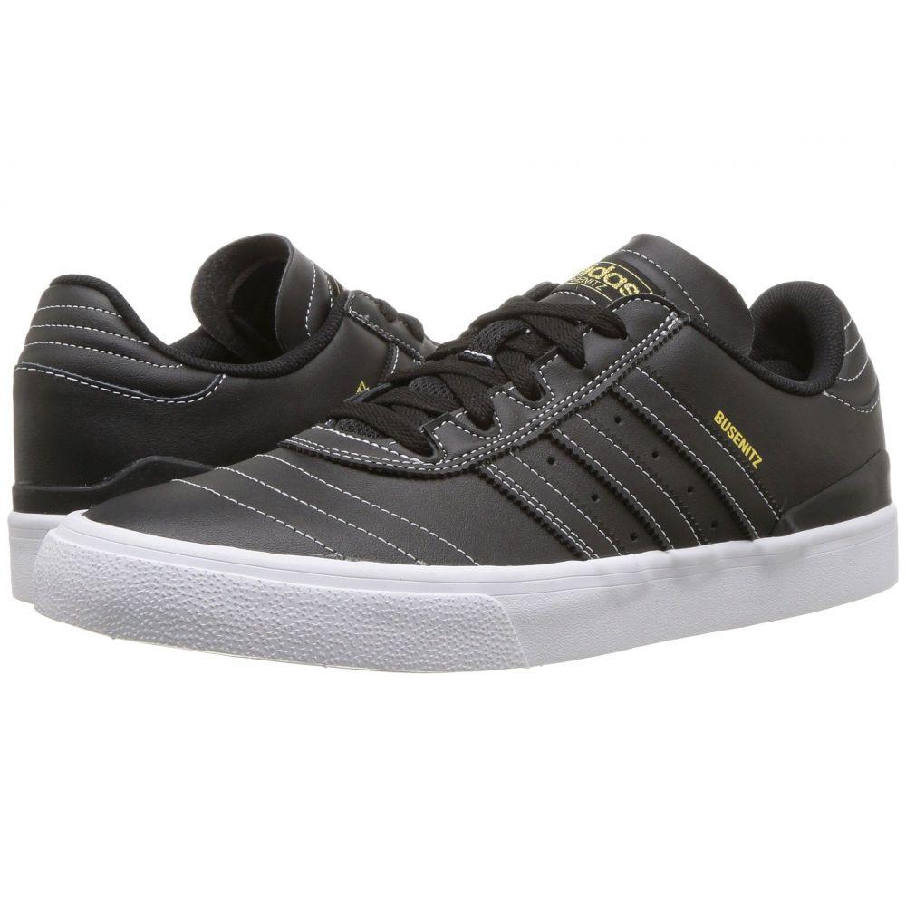 アディダス メンズ サッカー シューズ・靴【Busenitz Vulc】Core Black/Core Black/Footwear White