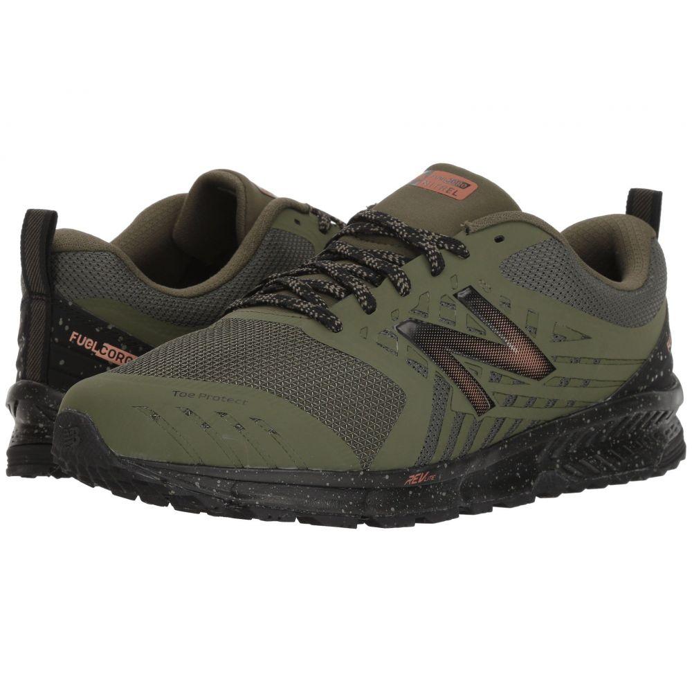 ニューバランス メンズ ランニング・ウォーキング シューズ・靴【Nitrel】Dark Covert Green/Black