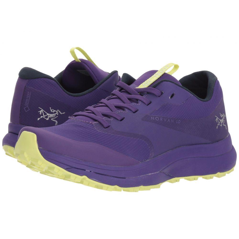 アークテリクス レディース ランニング・ウォーキング シューズ・靴【Norvan LD GTX】Dahlia/Lumen Lime