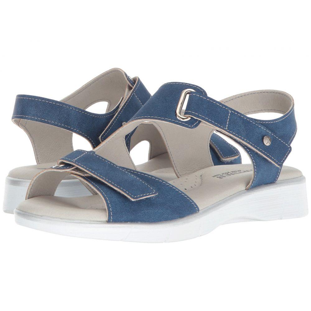 アルコペディコ レディース シューズ・靴 サンダル・ミュール【Scream】Blue