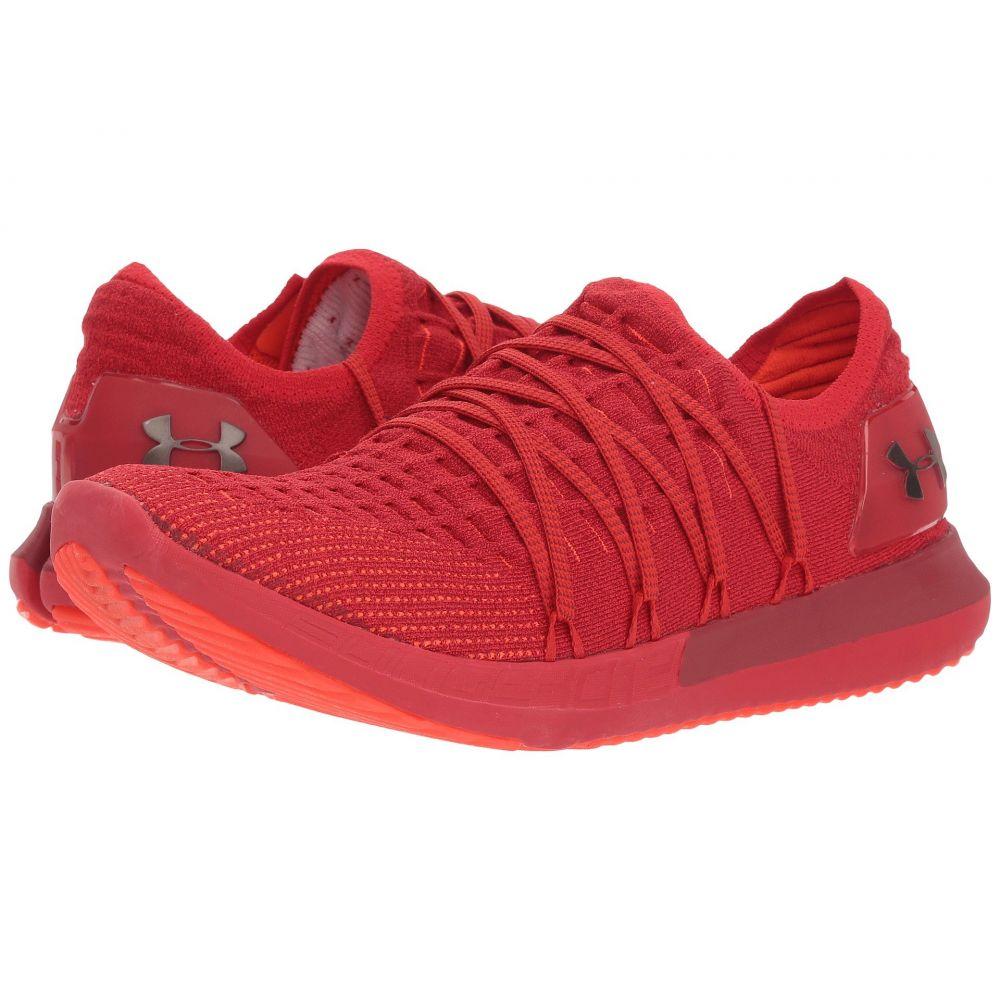 アンダーアーマー メンズ ランニング・ウォーキング シューズ・靴【UA Speedform Slingshot 2】Pierce/Spice Red/Metallic Iron