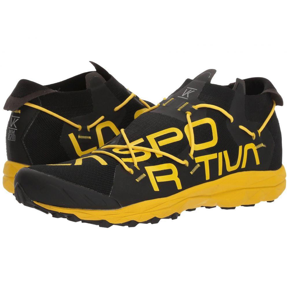 ラスポルティバ メンズ ランニング・ウォーキング シューズ・靴【VK】Black/Yellow