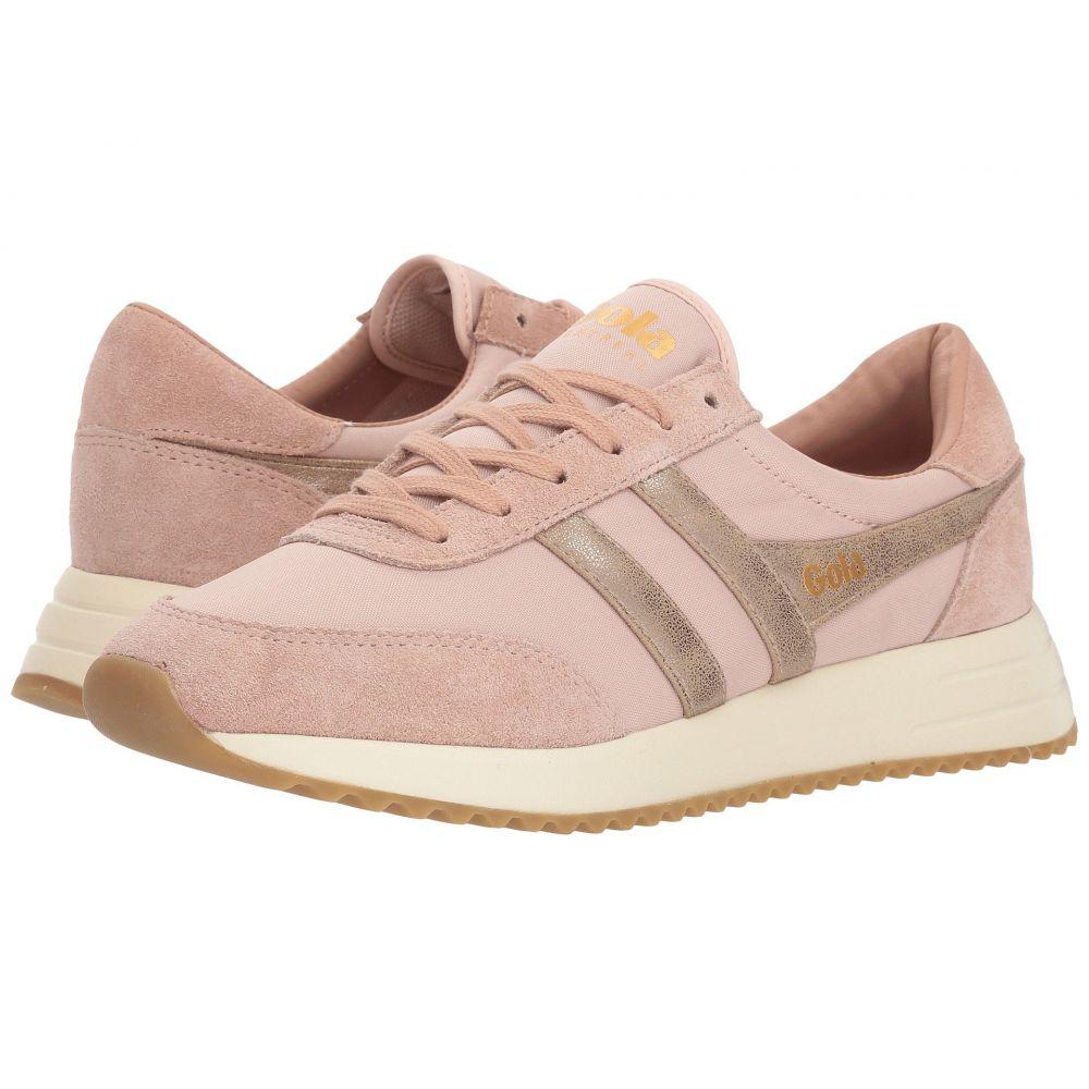 ゴーラ レディース ランニング・ウォーキング シューズ・靴【Montreal Mirror】Blush Pink/Gold/Off-White