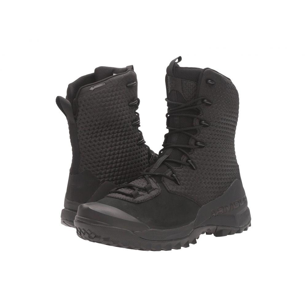 アンダーアーマー メンズ ハイキング・登山 シューズ・靴【UA Infil Ops GTX】Black/Black