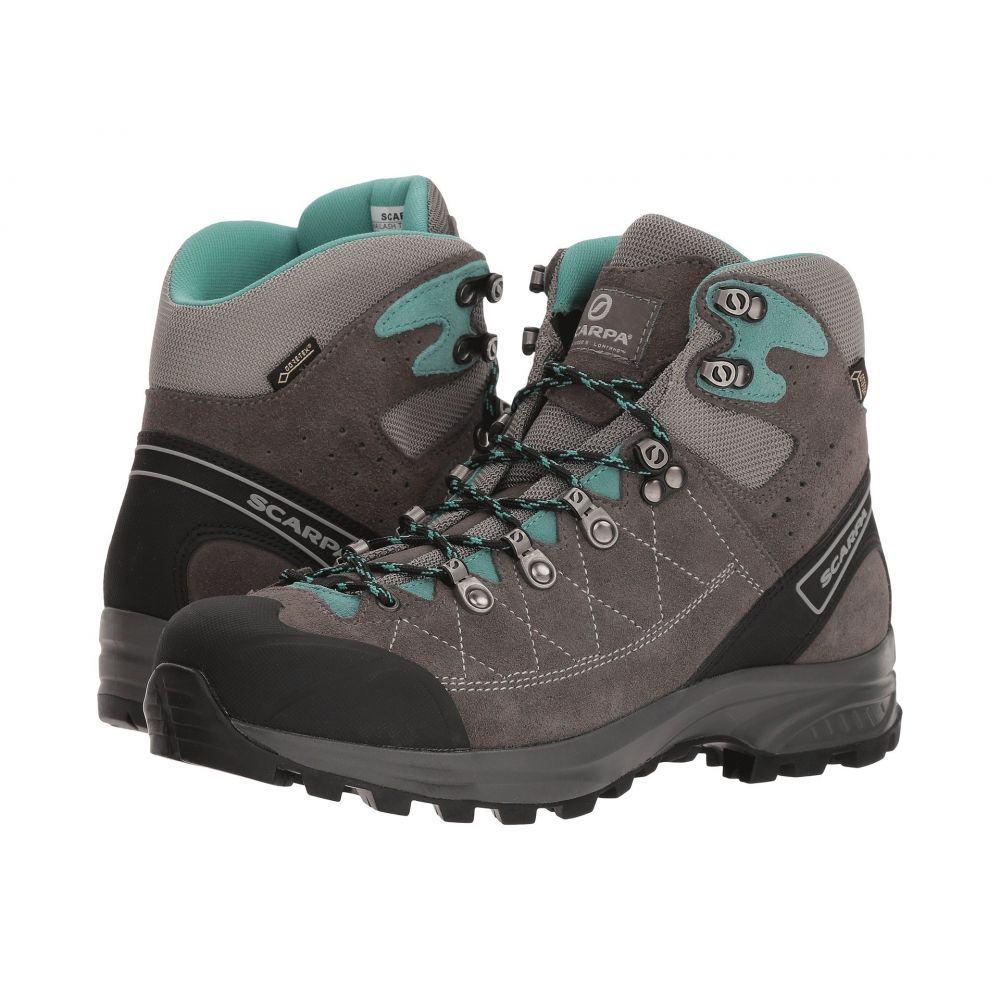 スカルパ レディース ハイキング・登山 シューズ・靴【Kailash Trek GTX】Titanium/Lagoon