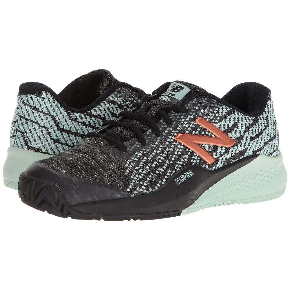 ニューバランス レディース テニス シューズ・靴【WCH996v3】Black/Magnet