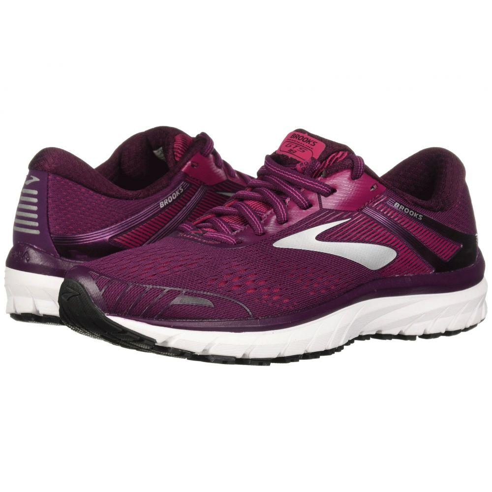 ブルックス レディース ランニング・ウォーキング シューズ・靴【Adrenaline GTS 18】Purple/Pink/Silver