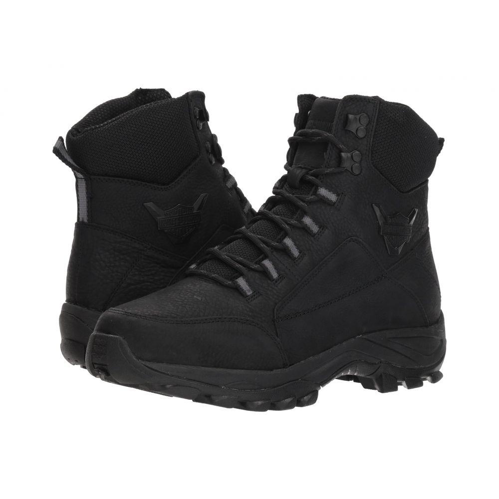 ハーレーダビッドソン メンズ ハイキング・登山 シューズ・靴【Gilmour】Black