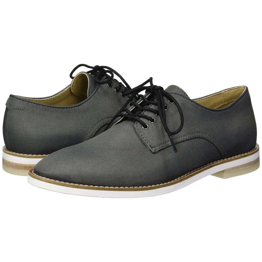 カルバンクライン メンズ シューズ・靴 革靴・ビジネスシューズ【Atlee】Grey Ballistic Nylon