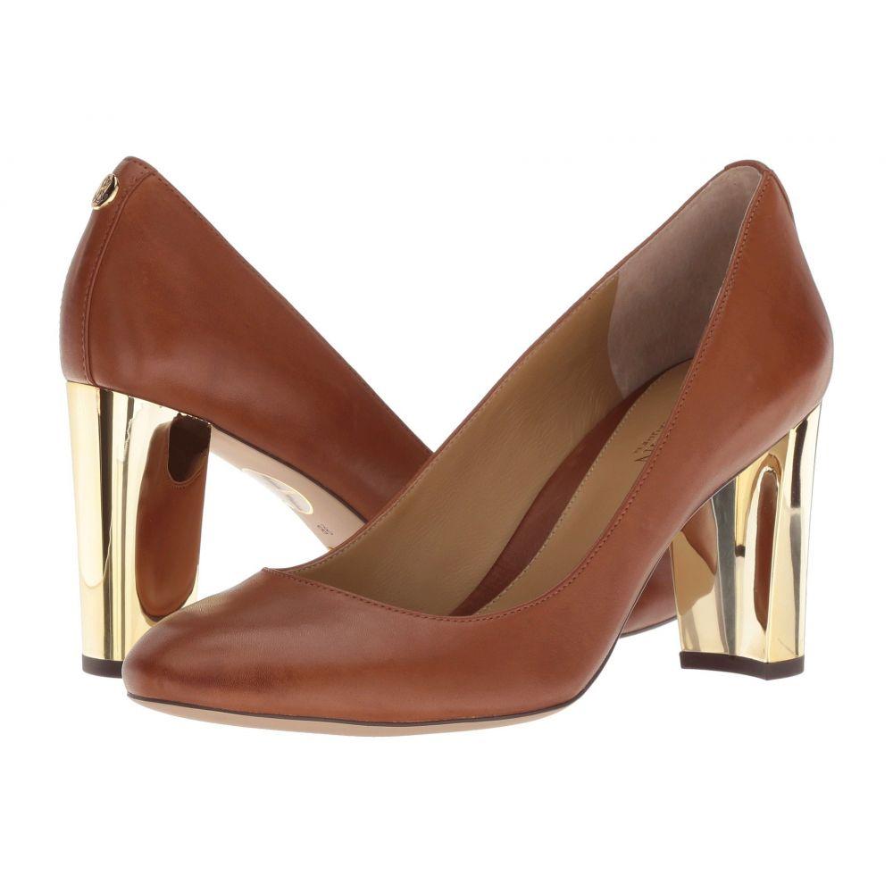 ラルフ ローレン LAUREN Ralph Lauren レディース シューズ・靴 パンプス【Maddie】Deep Saddle Tan Super Soft Leather