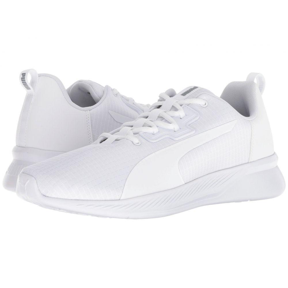 プーマ PUMA メンズ ランニング・ウォーキング シューズ・靴【Tishatsu Runner】Puma White/Quarry