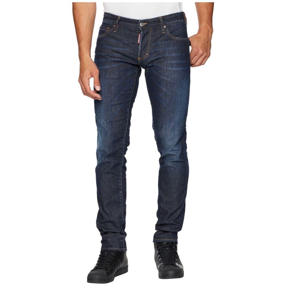 ディースクエアード DSQUARED2 メンズ ボトムス・パンツ ジーンズ・デニム【Slim Jean】Blue Done Deal Wash