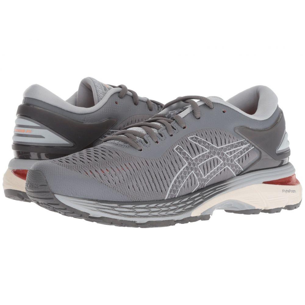 アシックス ASICS レディース ランニング・ウォーキング シューズ・靴【GEL-Kayano 25】Carbon/Mid Grey