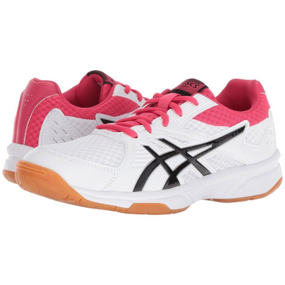 アシックス ASICS レディース バレーボール シューズ・靴【Gel-Upcourt 3】White/Pixel Pink