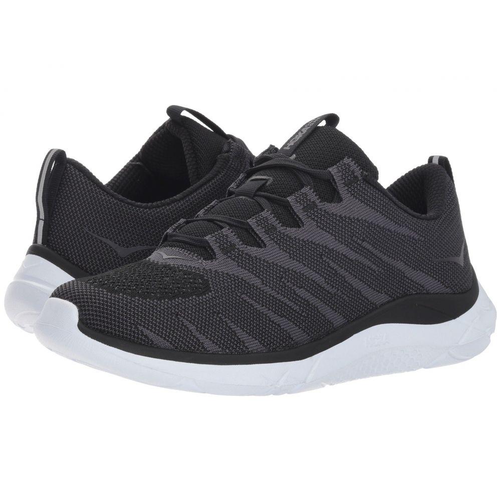 ホカ オネオネ Hoka One One レディース ランニング・ウォーキング シューズ・靴【Hupana Knit Jacquard】Black/White