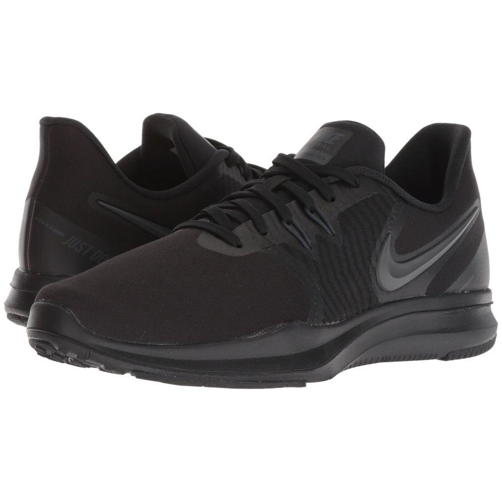 ナイキ Nike レディース シューズ・靴 スニーカー【In-Season Tr 8】Black/Anthracite