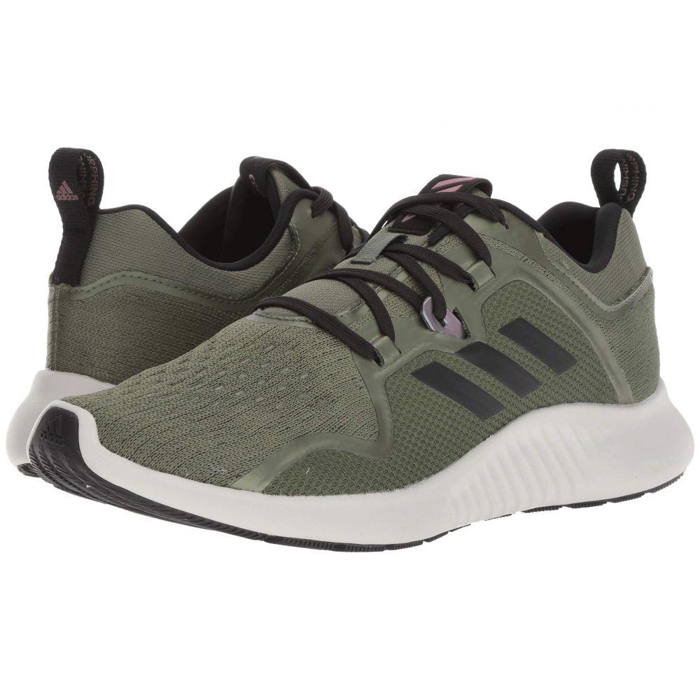 アディダス adidas Running レディース ランニング・ウォーキング シューズ・靴【Edgebounce】Base Green/Black/Trace Maroon