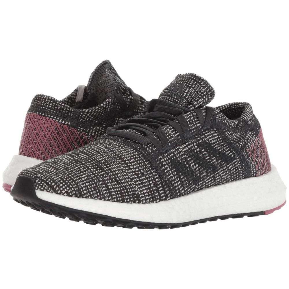 アディダス adidas Running レディース ランニング・ウォーキング シューズ・靴【PureBOOST Element】Carbon/Carbon/Trace Maroon