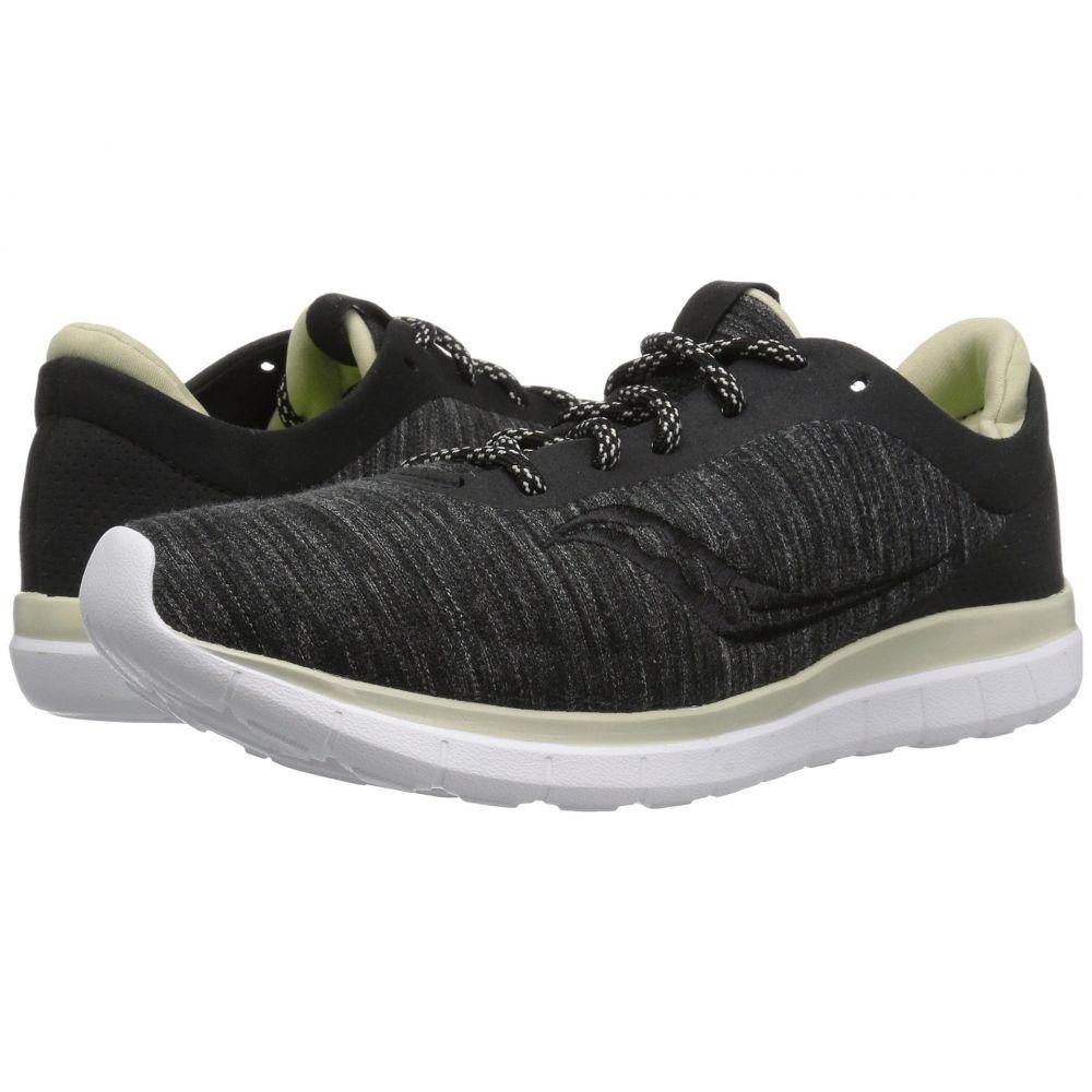 サッカニー Saucony レディース ランニング・ウォーキング シューズ・靴【Liteform Escape】Charcoal/Tan