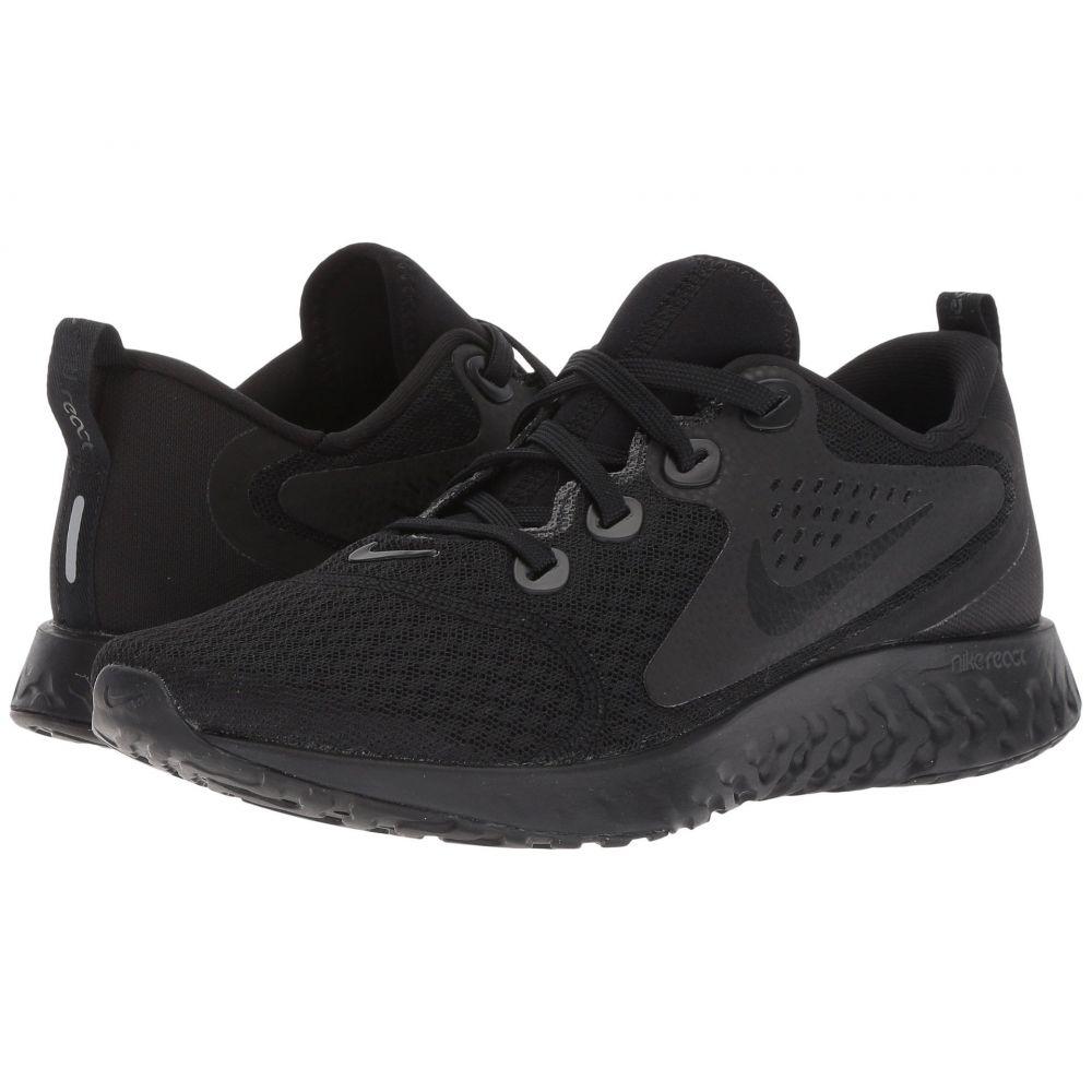 ナイキ Nike レディース ランニング・ウォーキング シューズ・靴【Legend React】Black/Black