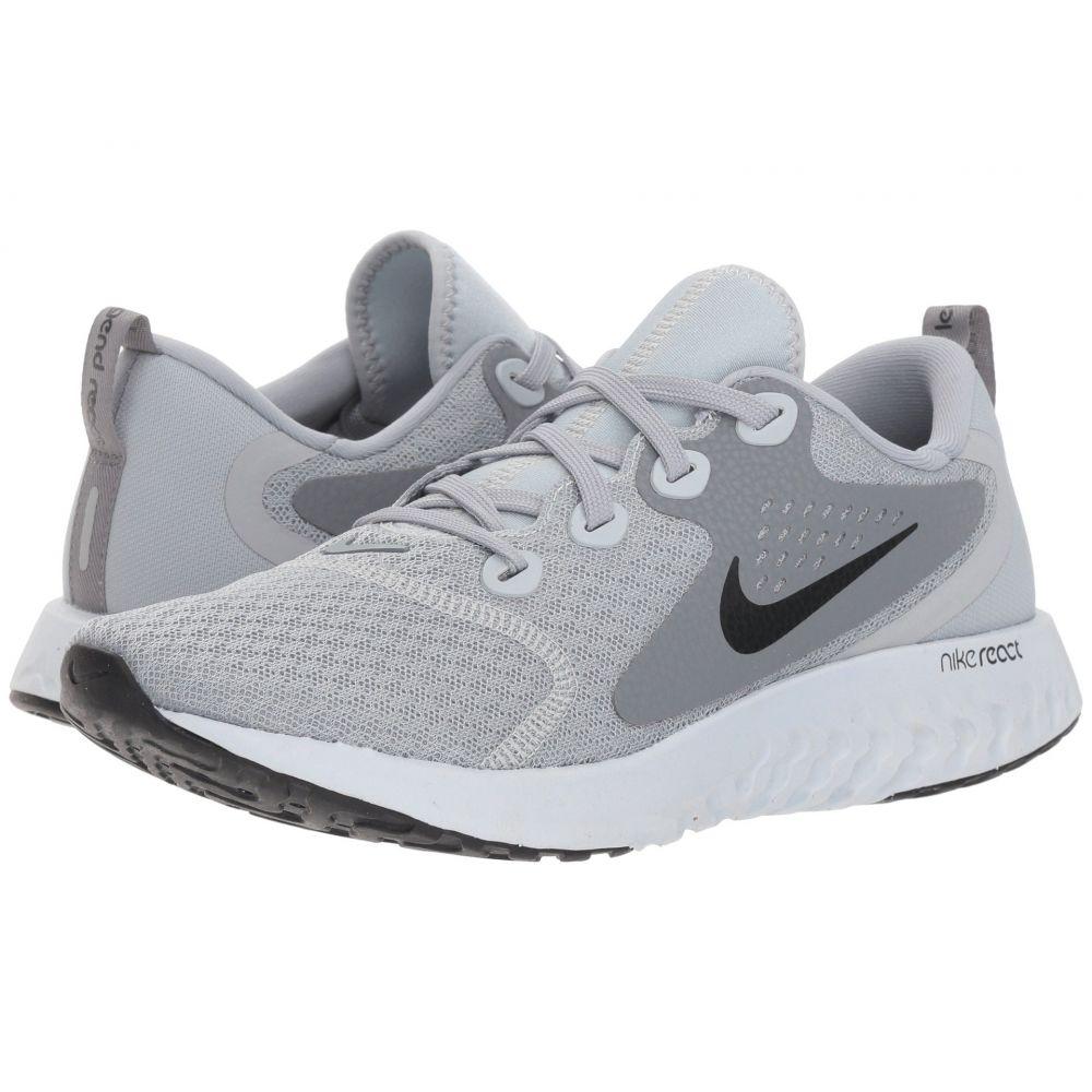 ナイキ Nike レディース ランニング・ウォーキング シューズ・靴【Legend React】Wolf Grey/Black/Cool Grey/Pure Platinum