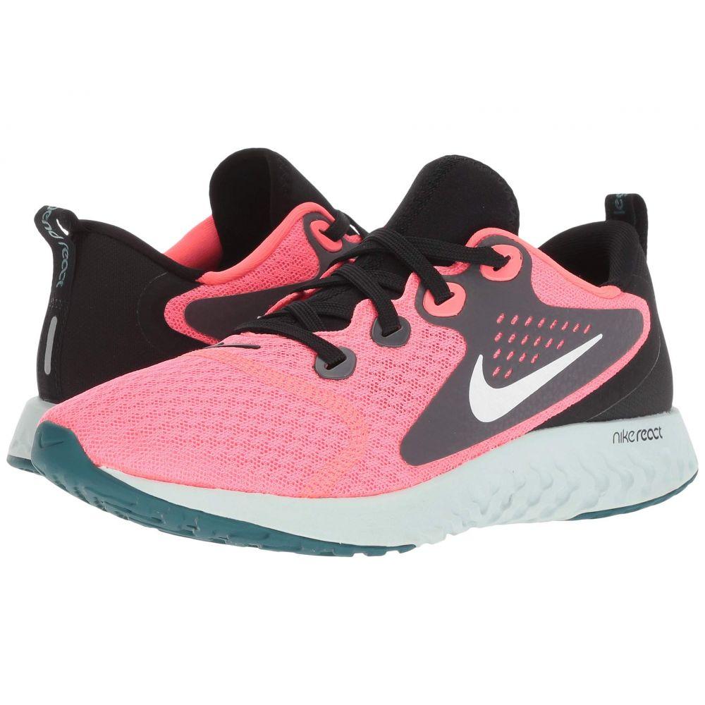 ナイキ Nike レディース ランニング・ウォーキング シューズ・靴【Legend React】Hot Punch/White/Black/Thunder Grey