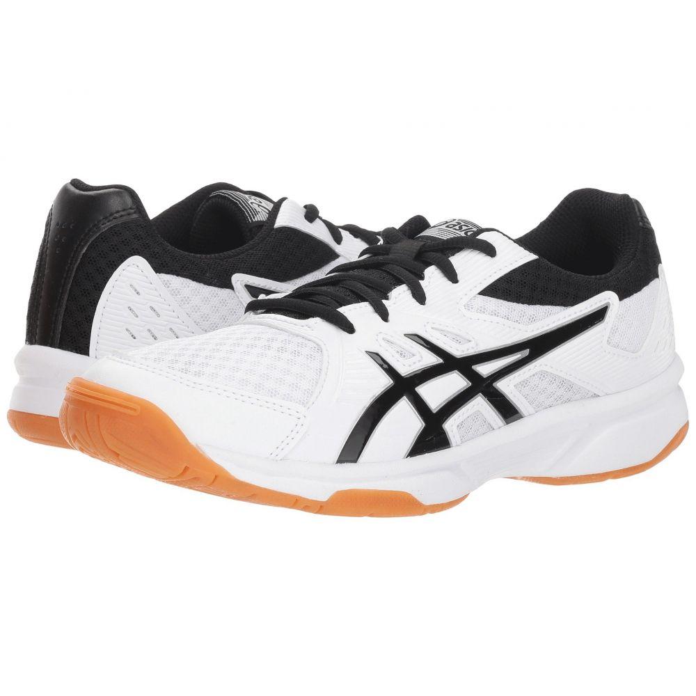 アシックス ASICS レディース バレーボール シューズ・靴【Gel-Upcourt 3】White/Black