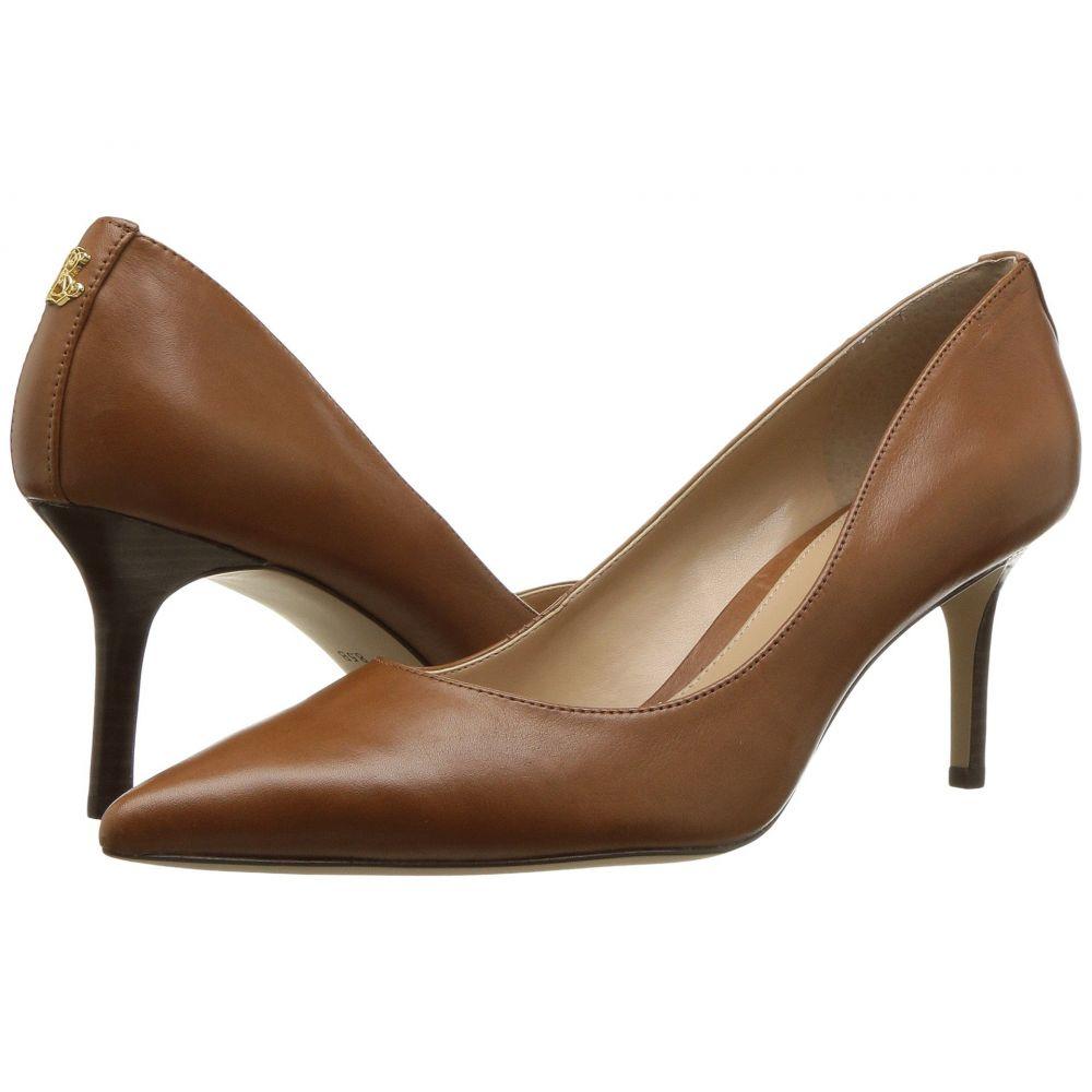 ラルフ ローレン LAUREN Ralph Lauren レディース シューズ・靴 パンプス【Lanette】Deep Saddle Tan Super Soft Leather