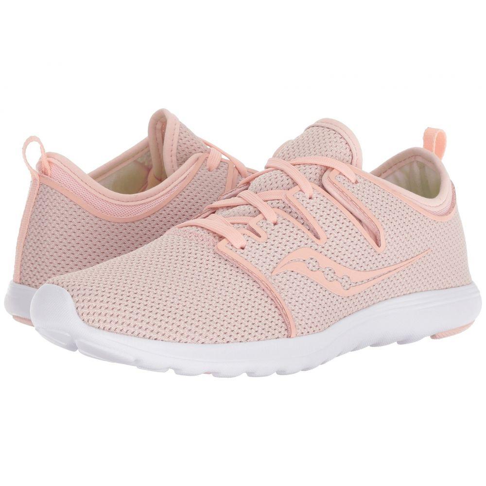 サッカニー Saucony レディース ランニング・ウォーキング シューズ・靴【Eros Lace】Pink