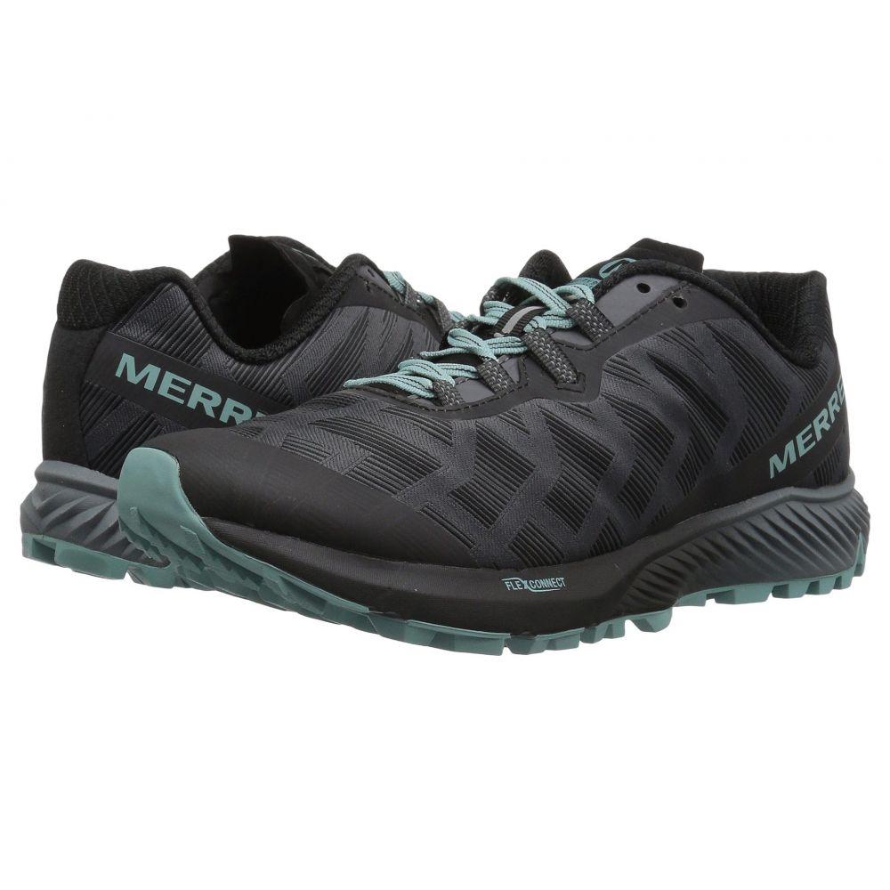 メレル Merrell レディース ランニング・ウォーキング シューズ・靴【Agility Synthesis Flex】Black