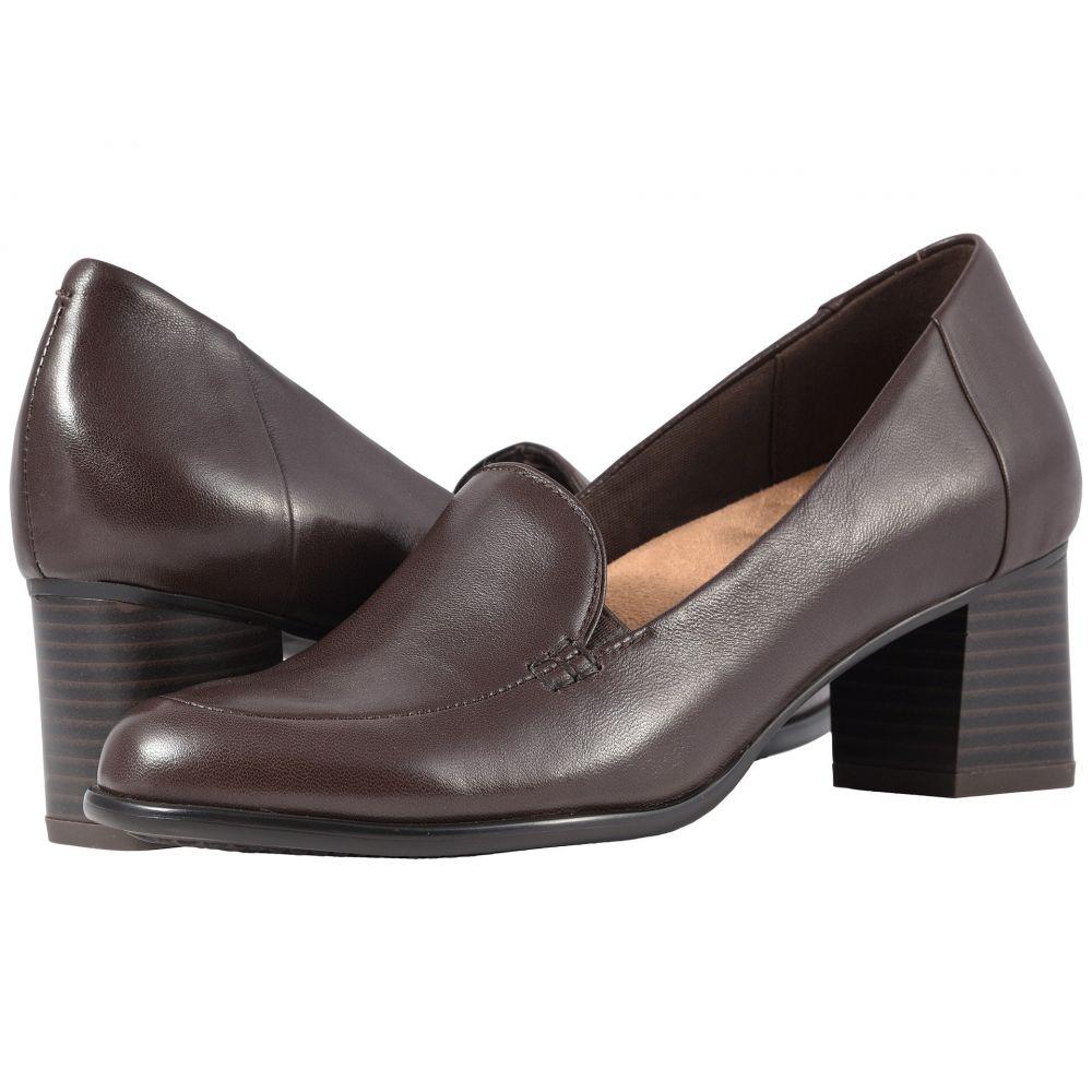 トロッターズ Trotters レディース シューズ・靴 パンプス【Quincy】Dark Brown Soft Nappa Leather