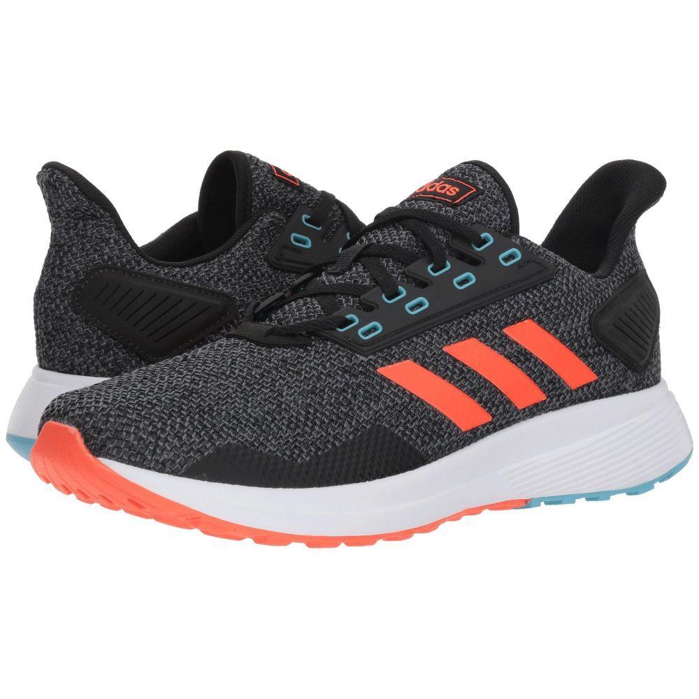 アディダス adidas Running メンズ ランニング・ウォーキング シューズ・靴【Duramo 9】Black/Solar Red/Grey Four