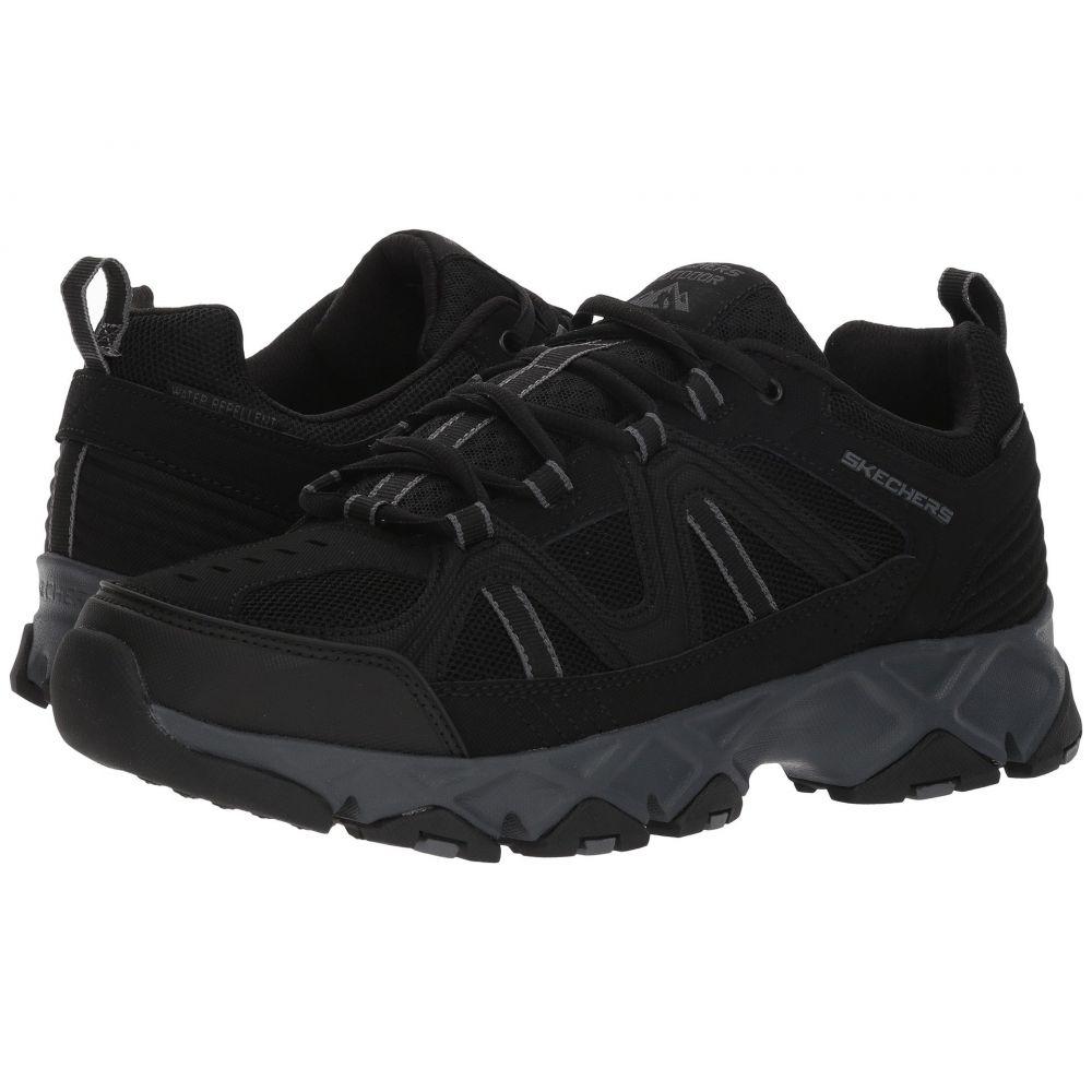 スケッチャーズ SKECHERS メンズ ハイキング・登山 シューズ・靴【Crossbar】Black/Charcoal