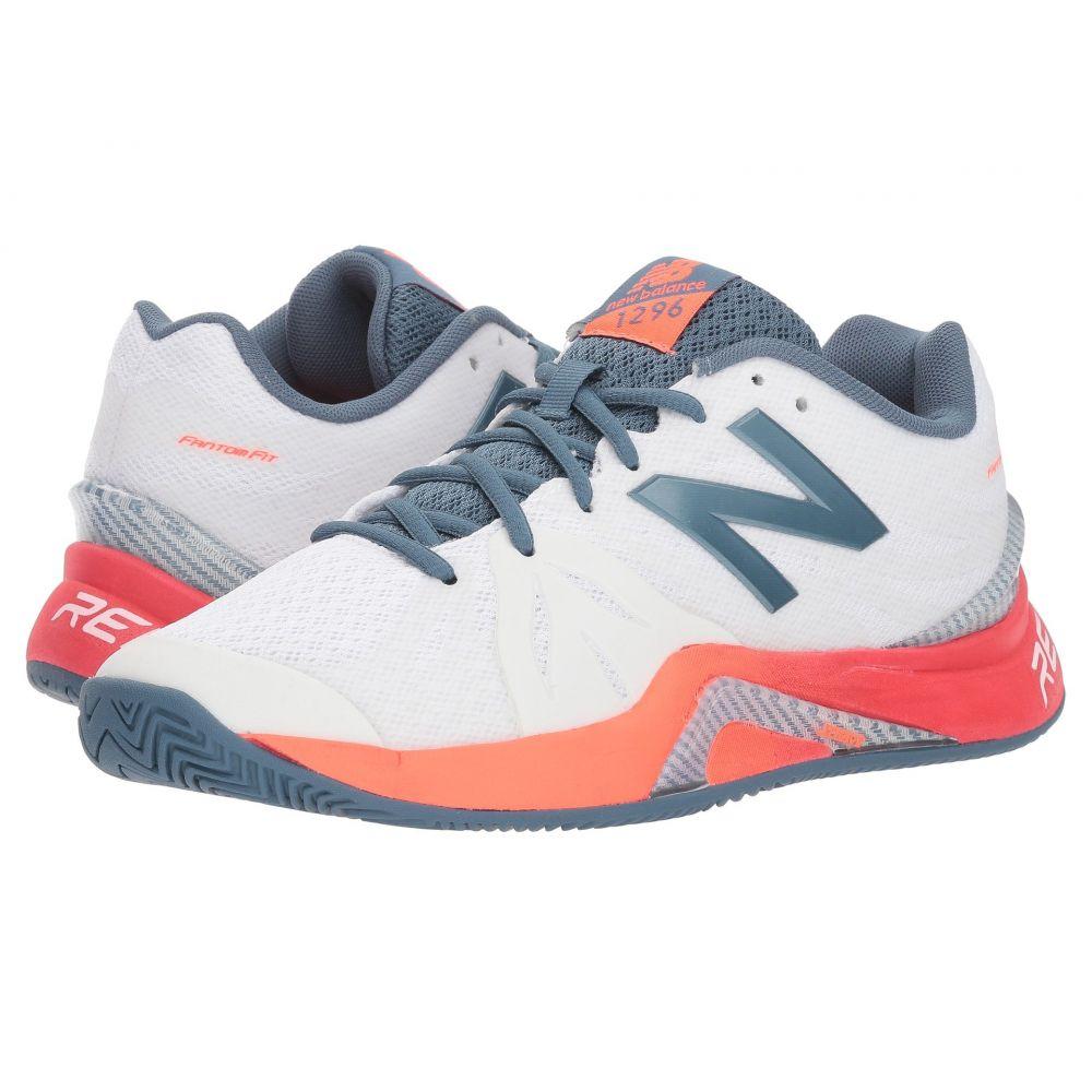 ニューバランス New Balance レディース テニス シューズ・靴【WCH1296v2 Tennis】White/Dragonfly
