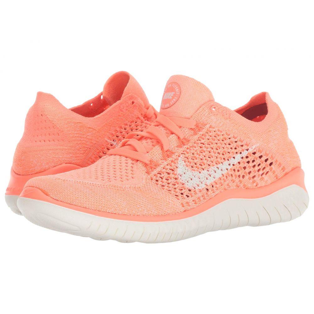 ナイキ Nike レディース ランニング・ウォーキング シューズ・靴【Free RN Flyknit】Crimson Pulse/Sail/Hyper Crimson