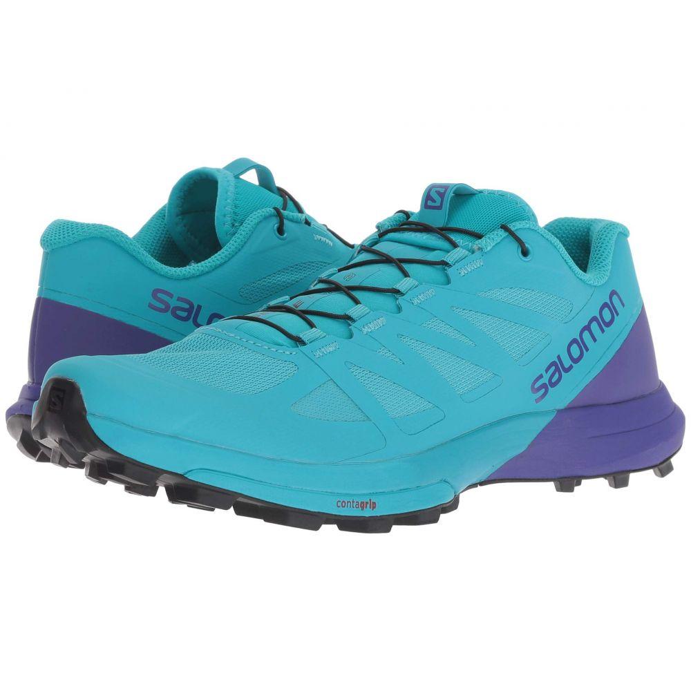 サロモン Salomon レディース ランニング・ウォーキング シューズ・靴【Sense Pro 3】Bluebird/Deep Blue/Black