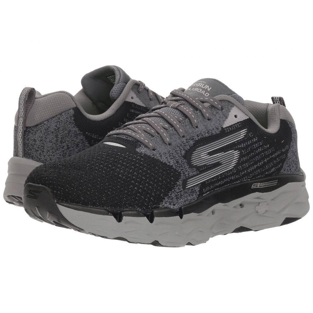 スケッチャーズ SKECHERS レディース ランニング・ウォーキング シューズ・靴【Go Run Max Road】Black/Gray