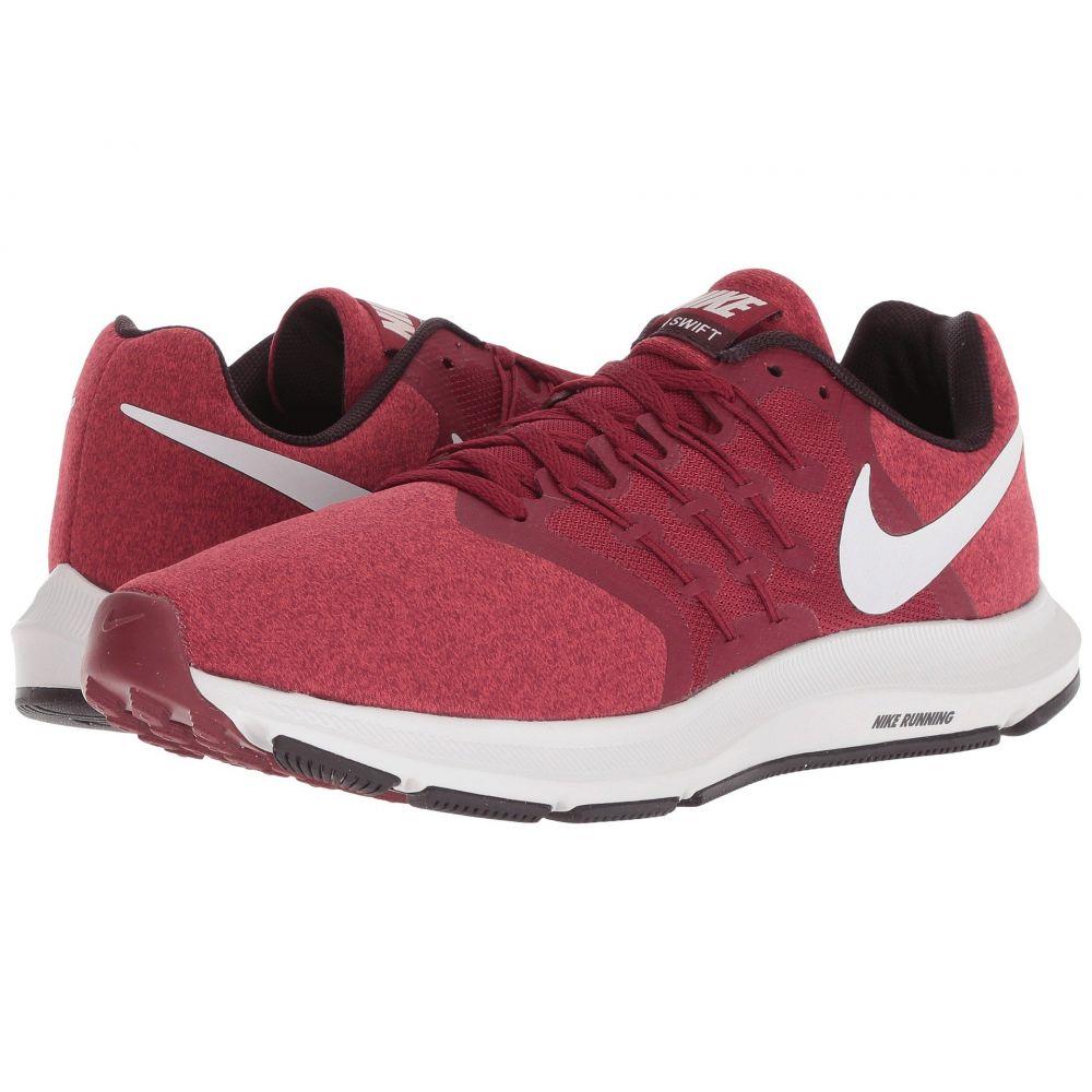 ナイキ Nike メンズ ランニング・ウォーキング シューズ・靴【Run Swift】Team Red/Vast Grey/Gym Red/Burgundy Ash