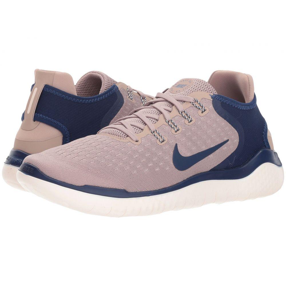 ナイキ Nike メンズ ランニング・ウォーキング シューズ・靴【Free RN 2018】Diffused Taupe/Blue Void/Gauve Ice