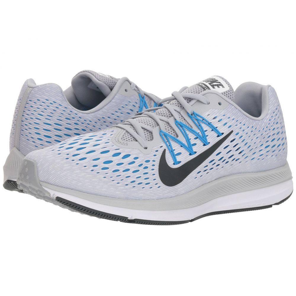 ナイキ Nike メンズ ランニング・ウォーキング シューズ・靴【Air Zoom Winflo 5】Wolf Grey/Anthracite/Pure Platinum