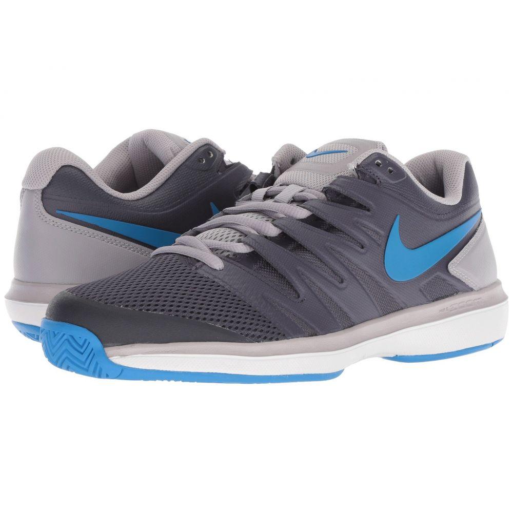 ナイキ Nike メンズ テニス シューズ・靴【Air Zoom Prestige】Gridiron/Photo Blue/Atmosphere Grey