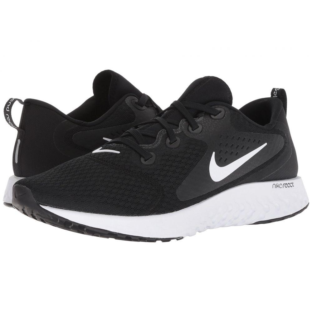 ナイキ Nike メンズ ランニング・ウォーキング シューズ・靴【Legend React】Black/White