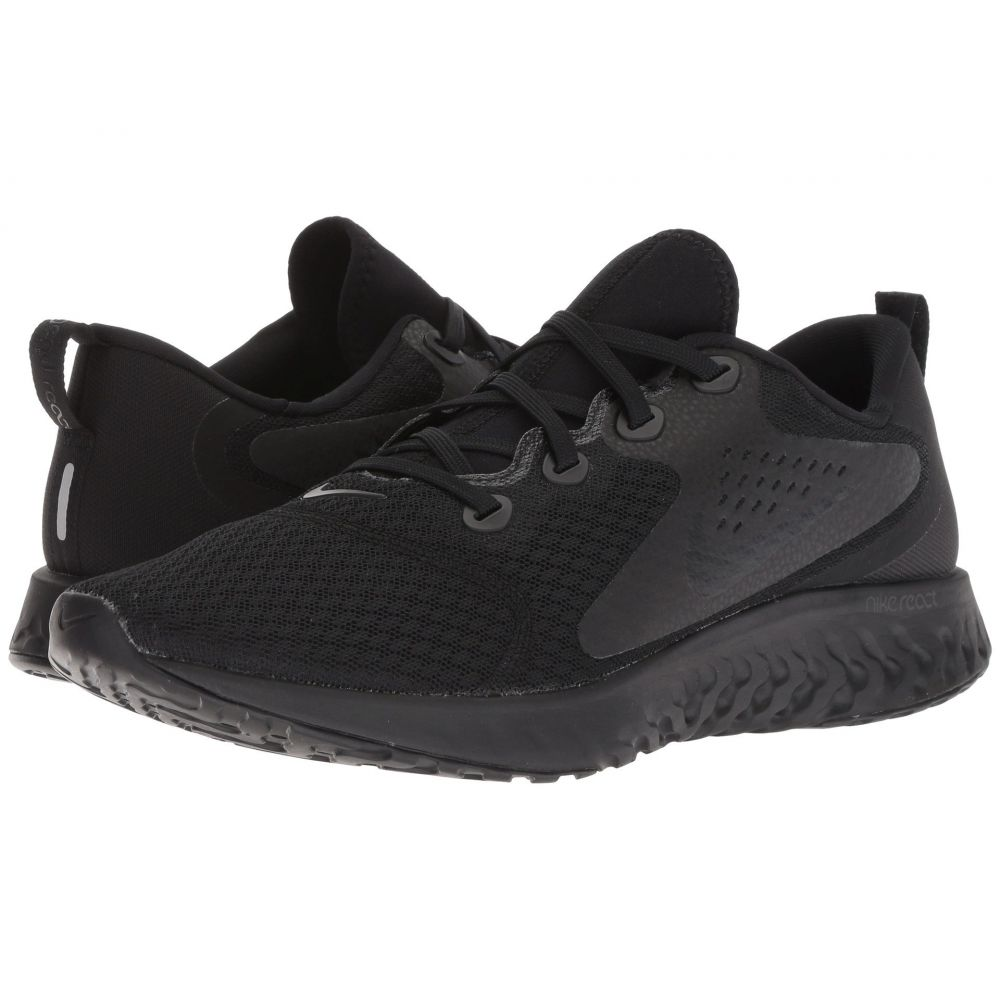 ナイキ Nike メンズ ランニング・ウォーキング シューズ・靴【Legend React】Black/Black