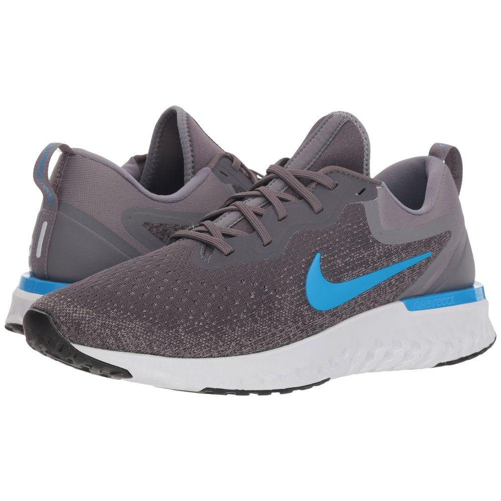【希少!!】 ナイキ React】Thunder Nike メンズ Hero/Gunsmoke/Black ランニング メンズ・ウォーキング シューズ・靴【Odyssey React】Thunder Grey/Blue Hero/Gunsmoke/Black, ギフトと雑貨のお店 デコプリティ:23c87d26 --- supercanaltv.zonalivresh.dominiotemporario.com