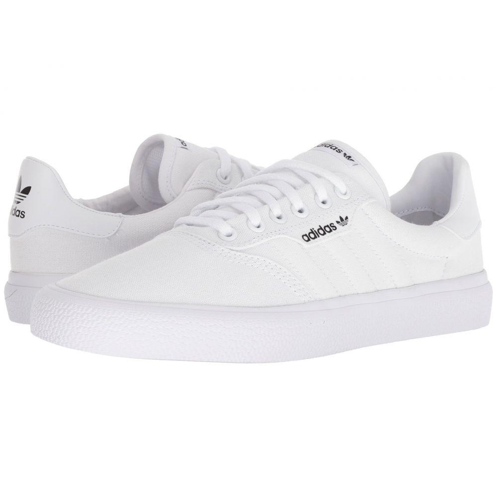 アディダス adidas Skateboarding メンズ シューズ・靴 スニーカー【3MC】White/White/Gold Metallic